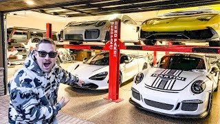 Download WHAT SUPERCAR DO I TAKE FROM THIS DREAM GARAGE? *GT2RS, AVENTADOR 50TH, 720S, GT3RS* Video