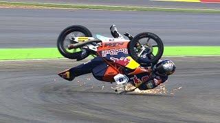 Download Moto3™ 2014 Biggest crashes Video