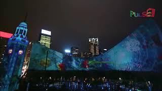 Download Hong Kong Pulse Light Show (winter edition) Video
