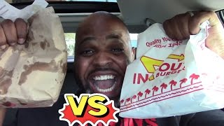 Download Five Guys VS In N Out Burger | THE ULTIMATE FOOD FIGHT Video