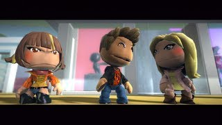 Download LittleBigPlanet 2 - Rest Room/レスト・ルーム Video