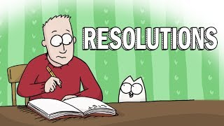 Download New Year Resolutions - Simon's Cat | GUIDE TO Video