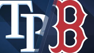 Download Red Sox power past Rays in 9-3 win: 9/8/17 Video