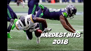 Download NFL Hardest Hits of the 2018 Season || Part 1 (HD) Video