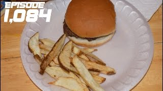 Download HAVING HOMEMADE BURGERS!! - December 03,2016 (Day 1,084) Video