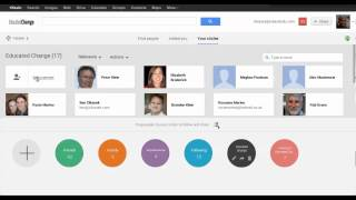 Download Google plus basics for Executives - Part 1 - Circles - Educated Change Video