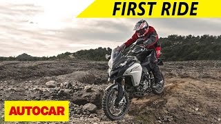 Download Ducati Multistrada 1200 Enduro - First Ride | Autocar Video