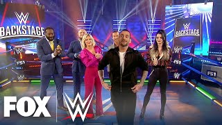 Download CM Punk makes his surprise debut on WWE Backstage | WWE BACKSTAGE | WWE ON FOX Video