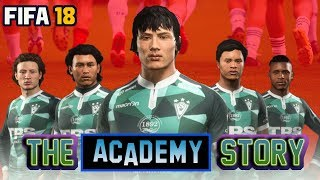 Download FIFA 18 The Academy Story Live - Season 4 - Stream 3 Video