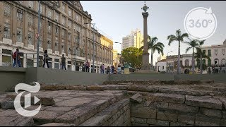 Download Where Slaves Arrived In Brazil | The Daily 360 | The New York Times Video