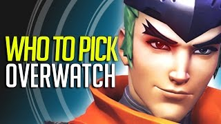Download Overwatch - Who to Pick? ″Hero Guide″ Video