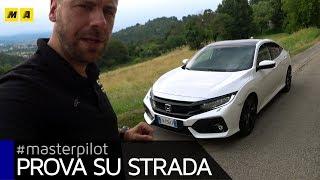 Download Honda Civic 1.6 i-DTEC diesel 120 CV | Consuma meno di un'ibrida Video