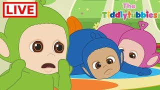 Download Teletubbies LIVE ★ NEW Tiddlytubbies 2D Series! ★ Episodes 1-9: Sleeping Carousel ★ Cartoon for Kids Video