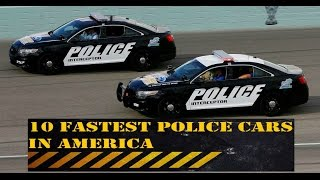 Download 10 Fastest Police Cars in America Video