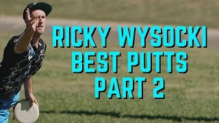 Download Ricky Wysocki | The Best Putter In Disc Golf | Part Two Video