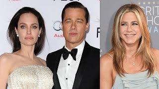 Download Jennifer Aniston Responds To Brangelina Divorce News? - The Internet's BEST Reactions Video