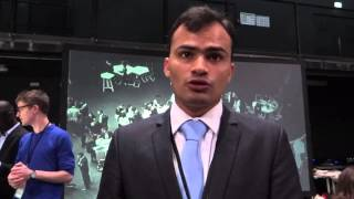 Download Meet the Delegates #4 - The Indian Delegation Video