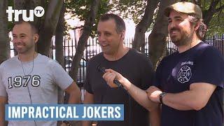 Download Impractical Jokers - Get Over Me Debbie (Deleted Scene) | truTV Video
