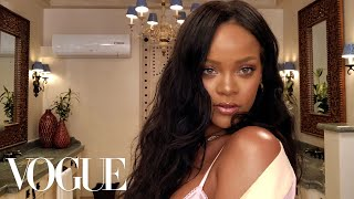 Download Rihanna's Epic 10-Minute Guide to Going Out Makeup | Beauty Secrets | Vogue Video