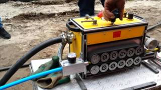 Download part 7 Insertion du câble par soufflage Video