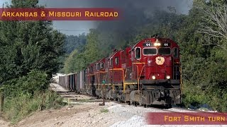 Download A&M ALCO Finale - Fort Smith turn Video