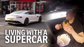 Download Living With An Aston Martin Vanquish Supercar Video