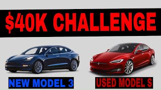 Download Should You Buy A New Tesla Model 3 or Used Model S? Video