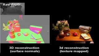 Download KinectFusion: Real-time 3D Reconstruction and Interaction Using a Moving Depth Camera Video