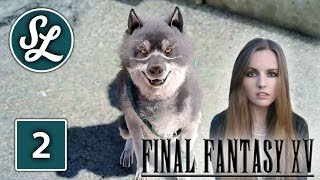 Download CUTE LITTLE DOGGO | Final Fantasy XV Gameplay Walkthrough Part 2 (PS4 PRO) Video