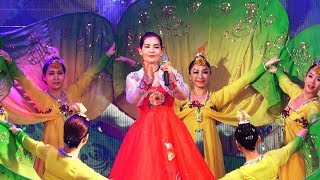 Download 평양한라백두예술단 - 2018, 창녕 낙동강 유채축제공연 (이만갑의 윤설미출연) Video