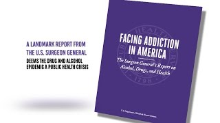 Download U.S. surgeon general's report on addiction a 'must-read' Video