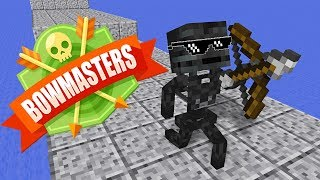 Download Monster School : BOWMASTERS CHALLENGE - Minecraft Animation Video