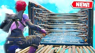 Download FORTNITE *IMPOSSIBLE* ICE TRAP DEATH RUN! (Playground 3.0 Custom Mode) Video