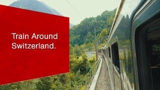 Download Steigen auch Sie ein. - #TrainAroundSwitzerland Video
