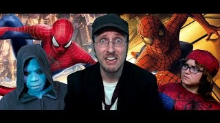 Download Old vs New: Spider-Man Movies - Nostalgia Critic Video