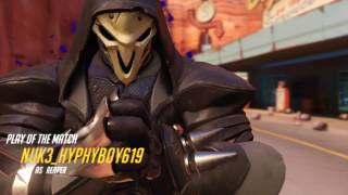 Download Overwatch Reaper game saving POTGs Video