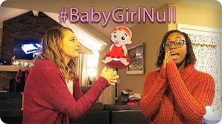 Download #BabyGirlNull Is On The Way!!! Video