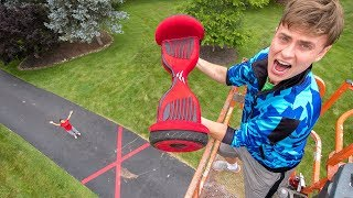 Download HOVERBOARD DROP TEST!! Video