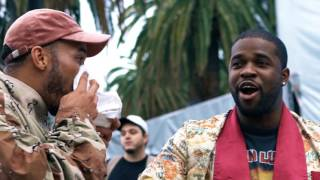 Download ASAP Ferg x Anderson .Paak Lobby Jam Session Video