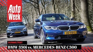 Download BMW 330i vs. Mercedes-Benz C300 - AutoWeek Dubbeltest - English subtitles Video
