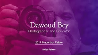 Download Photographer and Educator Dawoud Bey | 2017 MacArthur Fellow Video