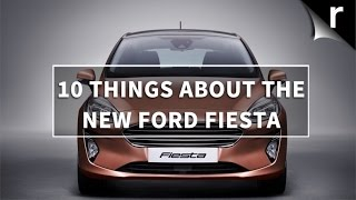 Download New 2017 Ford Fiesta ─ 10 facts about the supermini Video