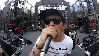 Download BURGERKILL soundchecking at Soundrenaline Bali 2018. Video
