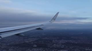 Download Lufthansa Airbus A320   Landing at Frankfurt Airport Video
