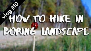 Download HOW TO HIKE IN BORING LANDSCAPE // Hiking Through Estonia vlog #10 Video