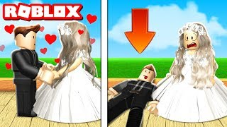 Download GETTING MARRIED THEN DYING IN ROBLOX Video