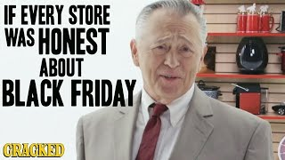 Download If People Who Sell Stuff Were Honest About Black Friday - Honest Ads Video
