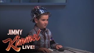 Download Jimmy Kimmel Lie Detective #1 Video