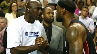 Download Can LeBron James be better than Michael Jordan? Video