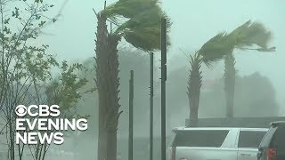 Download Hurricane Michael makes landfall, leaving thousands without power Video